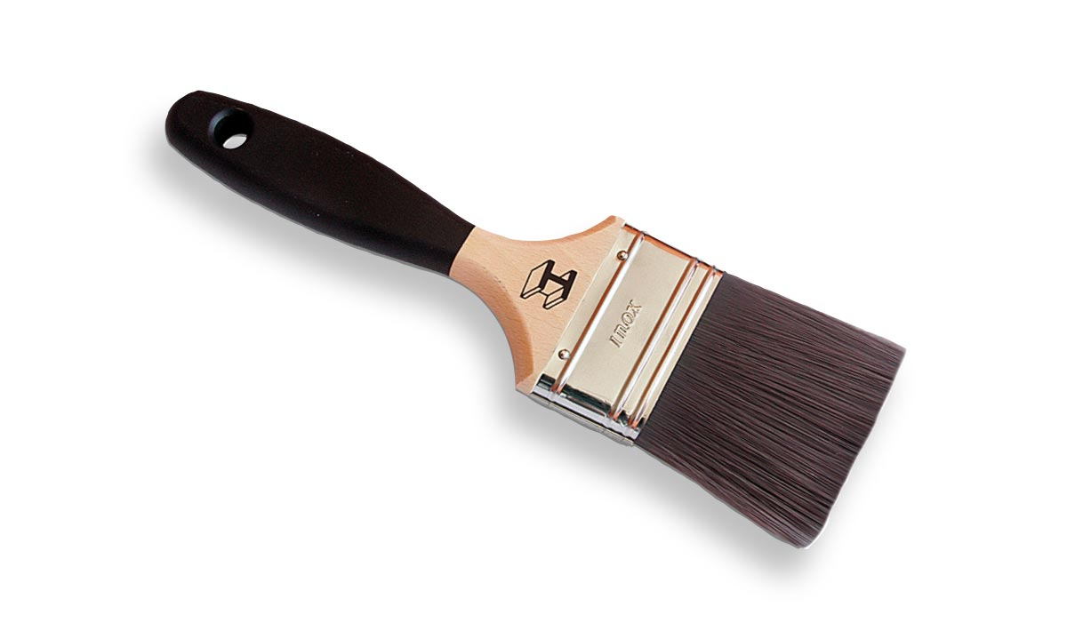 paletina triple max gris paint brush trinchas