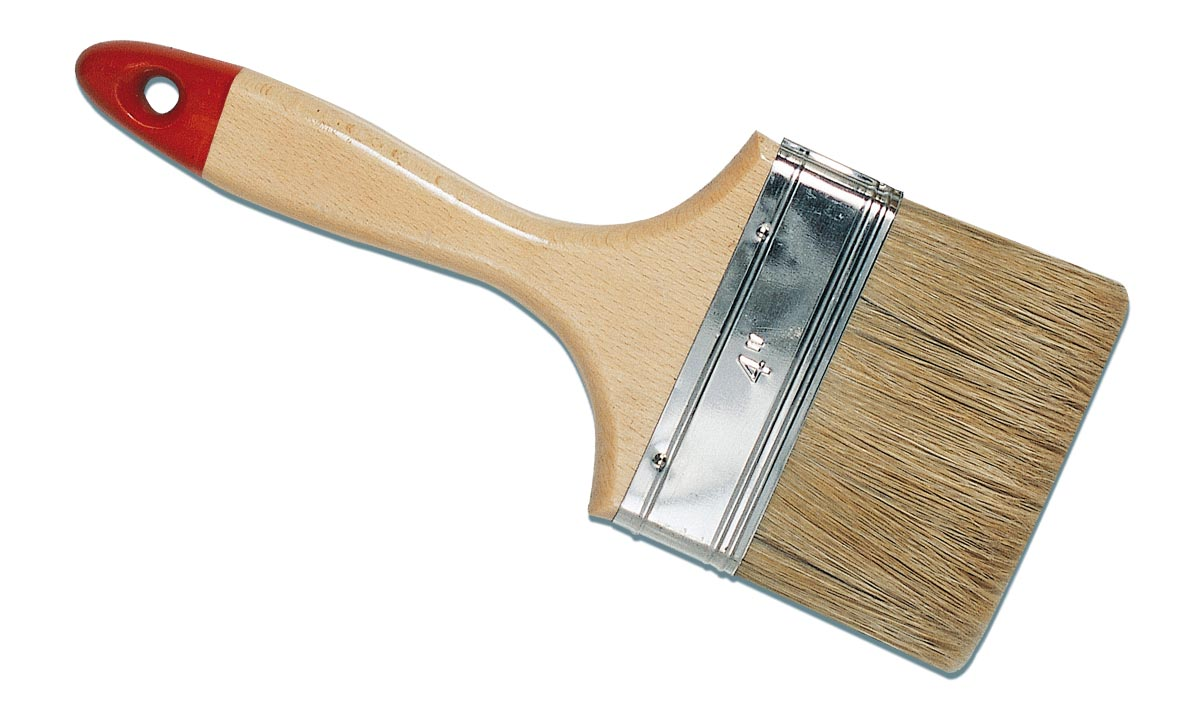 paletina canaria mango plano cerda pintura pintor