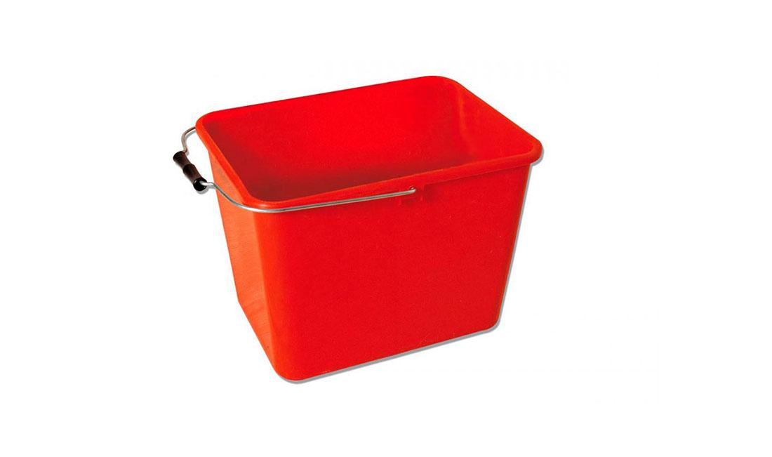 cubeta plástico 14 litros