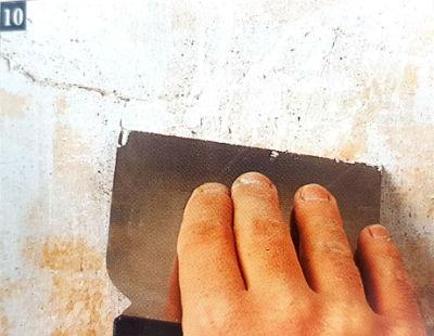 como preparar una pared para pintar - como preparar una pared antes de pintar