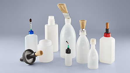 Brush Bottles